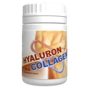 Vita Crystal Hyaluron+Collagen kapszula - 100db
