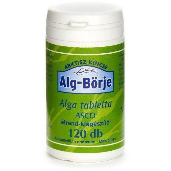 Alg-Börje alga tabletta - 120 db