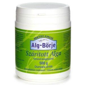 Alg-Börje szárított alga őrlemény - 500 g