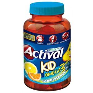 Hatóanyagok 2 gumitablettában: C-vitamin 50mg B5-vitamin 2,1mg B6-vitamin 0,6mg Folsav 40mcg B12-vitamin 0,38mcg A-vitamin 500mcg E-vitamin 7mg D3-vitamin 6,7mcg DHA 69mg Összetevők: Édesítőszer (maltit-szirup), Zselatin, Oligofruktóz cikóriából (201 mg/tabletta), Víz, Dokozahexaénsav alga olaj (schizochytrium sp. mikroalgából nyert olaj), Aszkorbinsav, Aromák (narancs, citrom), Savanyúságot szabályozó anyagok (citromsav, nátrium-citrát), Napraforgóolaj, Dl-alfa-tokoferil-acetát, Zsírsavak trigliceridjei, Dexpanthenol, Retionol-palmitát, Emulgeálószerek (poliszorbát 80, lecitin), Piridoxin-hidroklorid, Nedvesítőszer (propilénglikol) Antioxidánsok (tokoferolok keveréke, rozmaring kivonat, aszkorbil-palmitát, dl-alfa-tokoferol), Fényezőanyag (karnaubaviasz), Maltodextrin, Színezékek (kárminsav, klorofillin-rézkomplex), Folsav, Kolekalciferol, Tartósítószer (kálium-szorbát), Cianokobalamin.