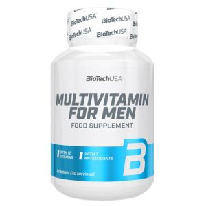BioTech USA Multivitamin for Men tabletta - 60 db