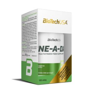 BioTech USA One-A-Day multivitamin tabletta - 100 db