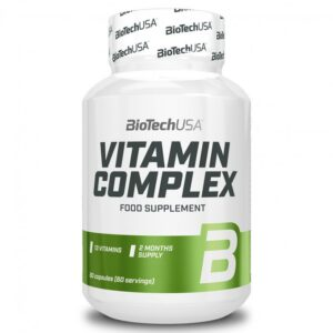 BioTech USA Vitamin Complex tabletta - 60db