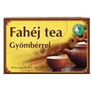 Dr. Chen Fahéj - Gyömbér tea - 20 filter