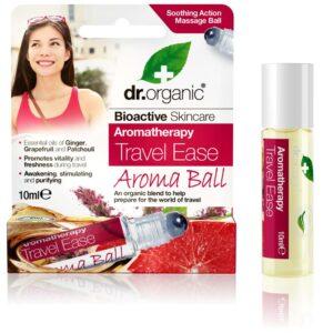 Dr. Organic segítség az útra aroma ball - 10ml