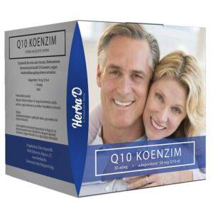 Herba-D Q10 koenzim csepp (30 napi adag) - 20ml