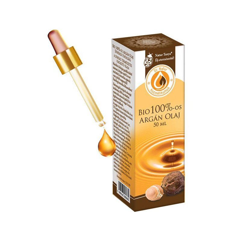 Natur Tanya BIO Argán olaj - külsőleg - belsőleg - 50ml