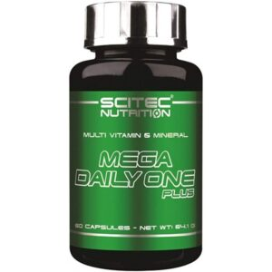 Scitec Nutrition Mega Daily One Plus multivitamin - 60db