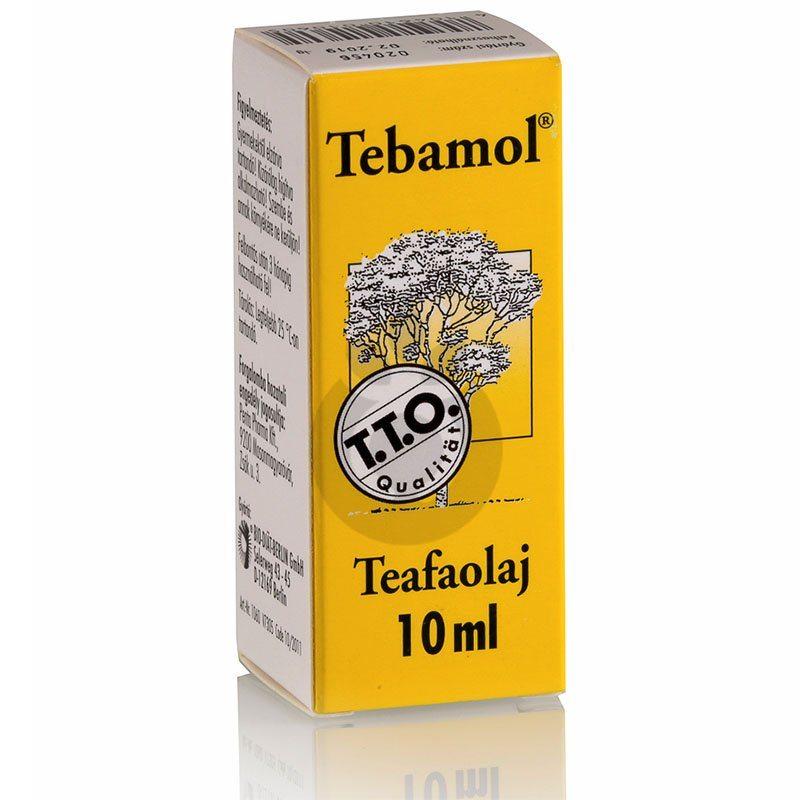 Tebamol teafaolaj - 10ml