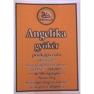 Zafir Angelika porkapszula - 60db