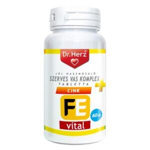 Dr. Herz Vas Komplex tabletta - 60db