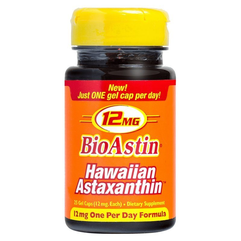 Nutrex Hawaii Bioastin Hawaiian Astaxanthin kapszula - 25db