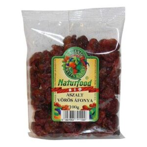 Naturfood Aszalt vörös áfonya - 100 g