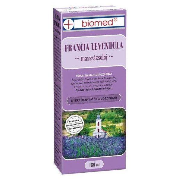 Biomed francia levendula olaj - 180ml