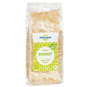 Biorganik Bio Puffasztott Amarant - 100g