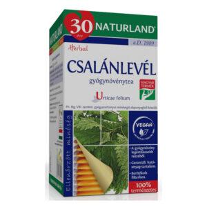 Naturland csalánlevél tea - 25 filter/doboz