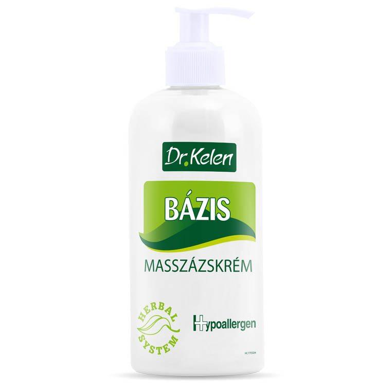 Dr. Kelen Bázis masszázskrém - 500 ml