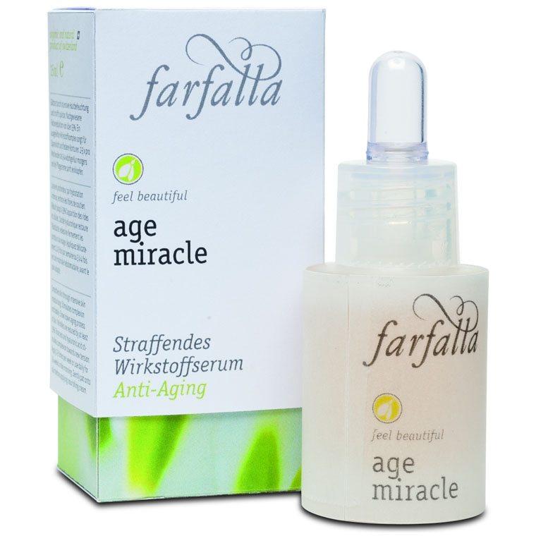 Farfalla Age Miracle Feszesítő szérum - 15 ml