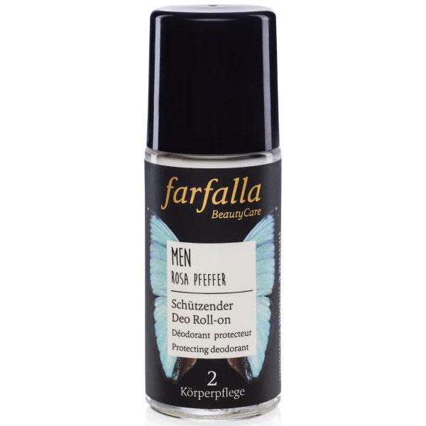 Farfalla men golyós dezodor - 50 ml