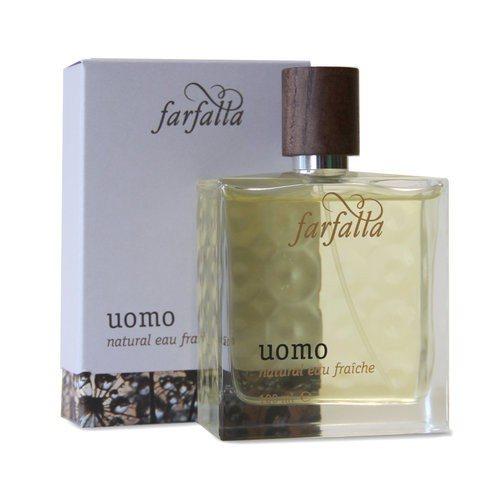 Farfalla men UOMO Natúr Eau Fraiche - 100 ml