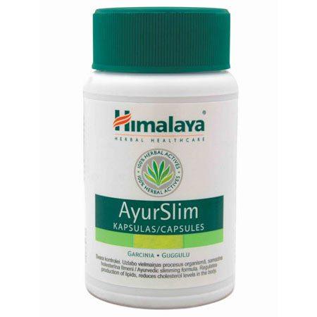 Himalaya Herbals ayurslim kapszula - 60db