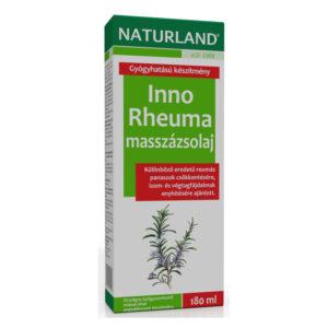 Naturland inno-reuma masszázsolaj – 180 ml