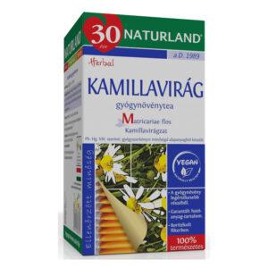 Naturland kamilla tea - 25 filter/doboz