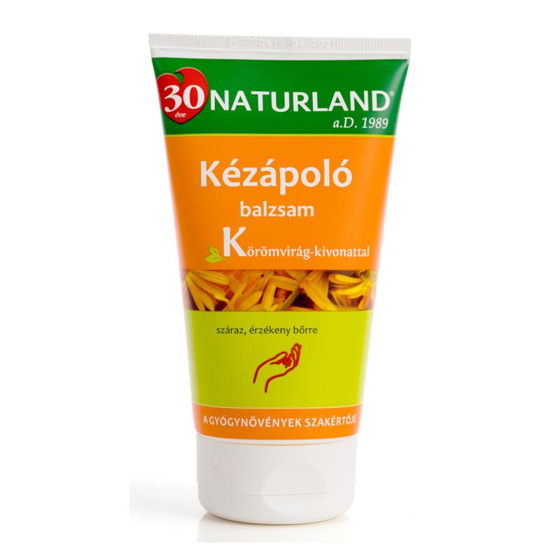 Naturland körömvirágos kézápló balzsam – 125 ml