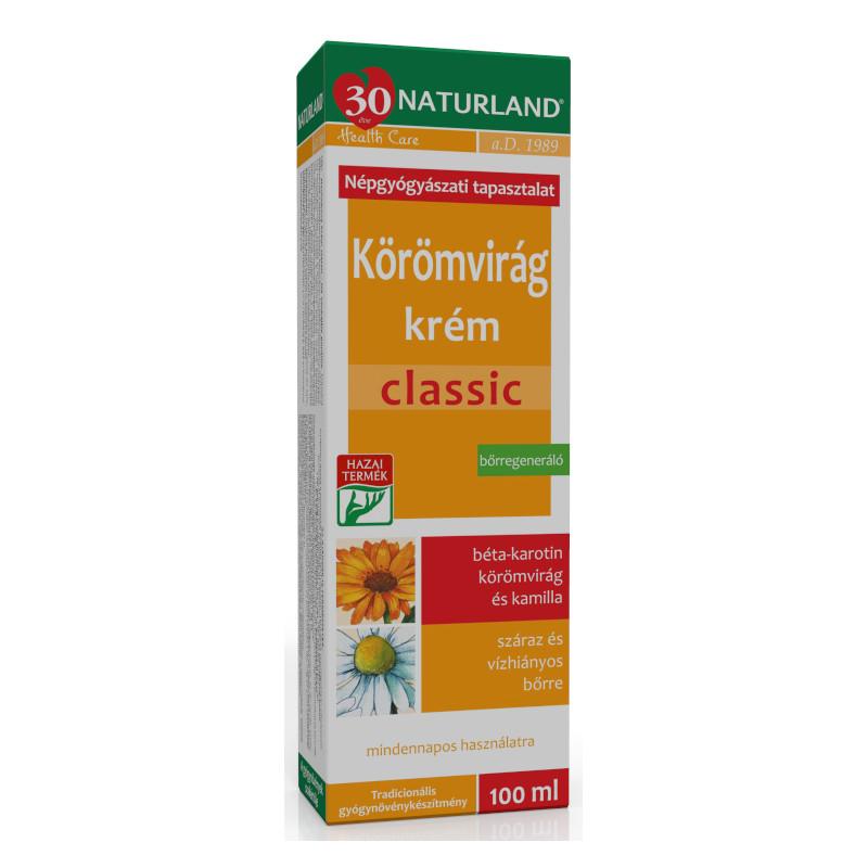 Naturland Classic Körömvirág krém – 100 ml
