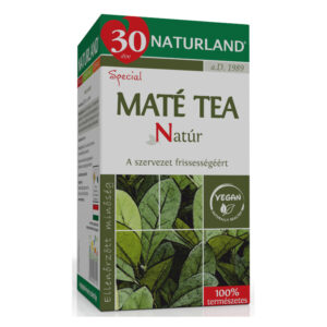 Naturland maté tea – 20 filter/doboz