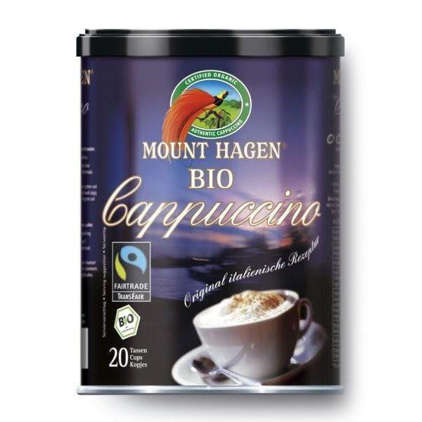 Mount Hagen bio cappuccino instant - 200g
