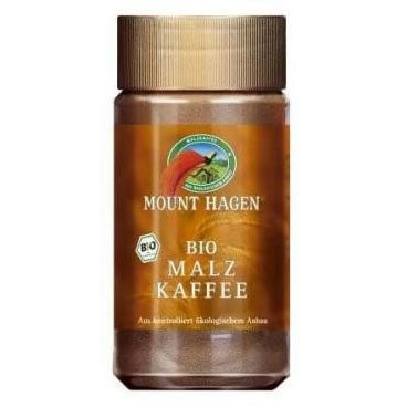 Mount Hagen bio instant malátakávé - 100g