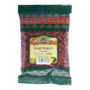 Naturfood aszalt goji bogyó - 100g
