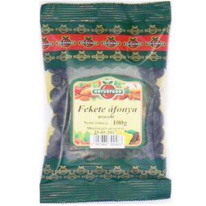 Naturfood Aszalt fekete áfonya - 100 g