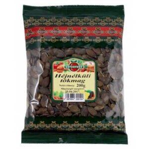 Naturfood Héjnélküli tökmag - 200 g