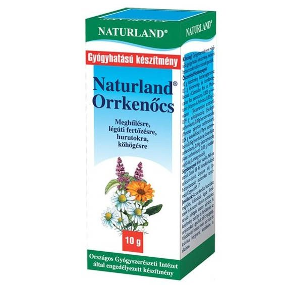 Naturland orrkenőcs - 10g