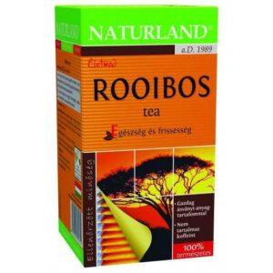 Naturland rooibos tea - 20 filter/doboz