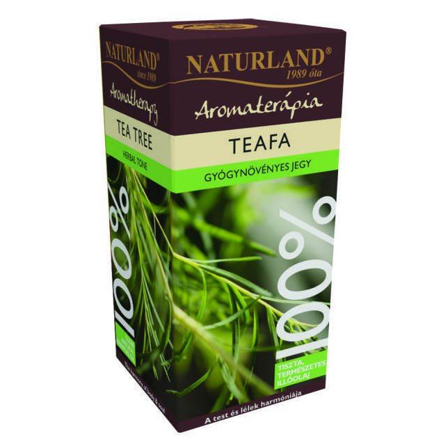 Naturland teafa illóolaj - 5ml