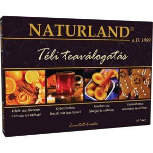 Naturland téli teaválogatás - 30 filter