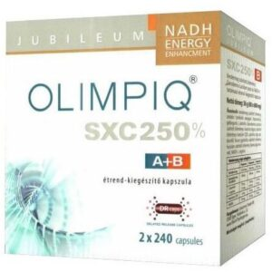 Olimpiq SXC 250% Jubileum DR kapszula - 240+240db