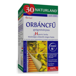 Naturland orbáncfű tea – 25 filter/doboz