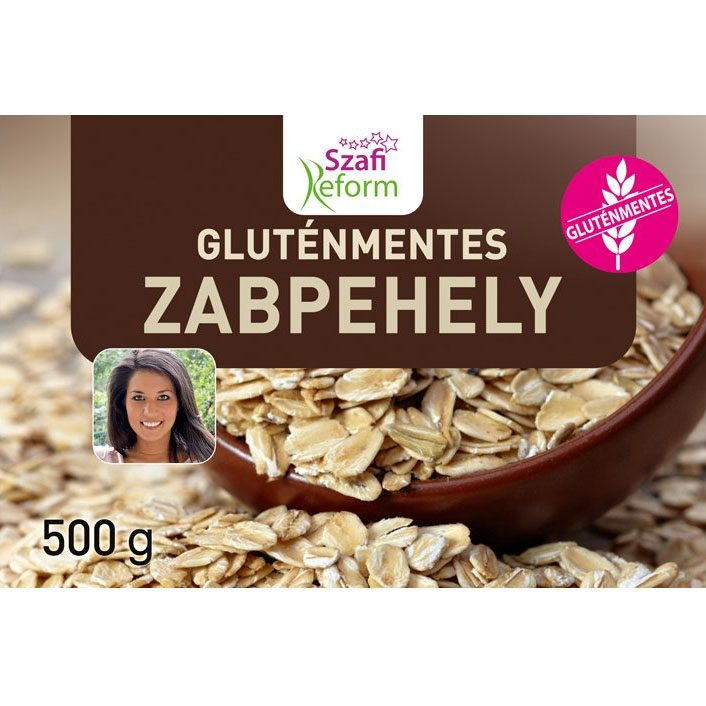 Szafi Free Gluténmentes zabpehely - 500g