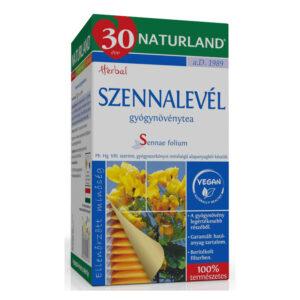 Naturland szennalevél tea - 25 filter/doboz