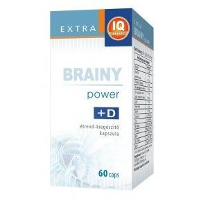 Vita Crystal Extra Brainy kapszula - 60db