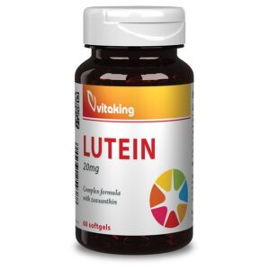Vitaking lutein - 60db