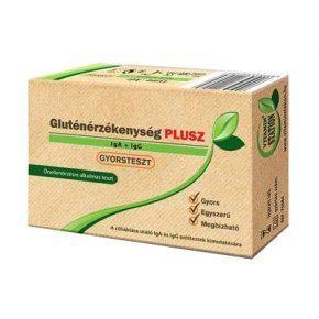 Vitamin Station Gyorsteszt gluténérzékenység - 1db