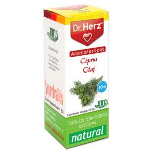 Dr. Herz Ciprus illóolaj - 10ml