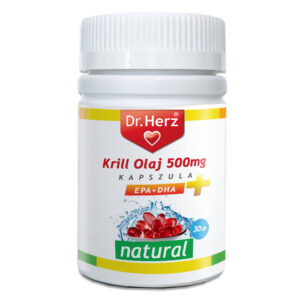 Dr. Herz Krill rákolaj kapszula - 30db