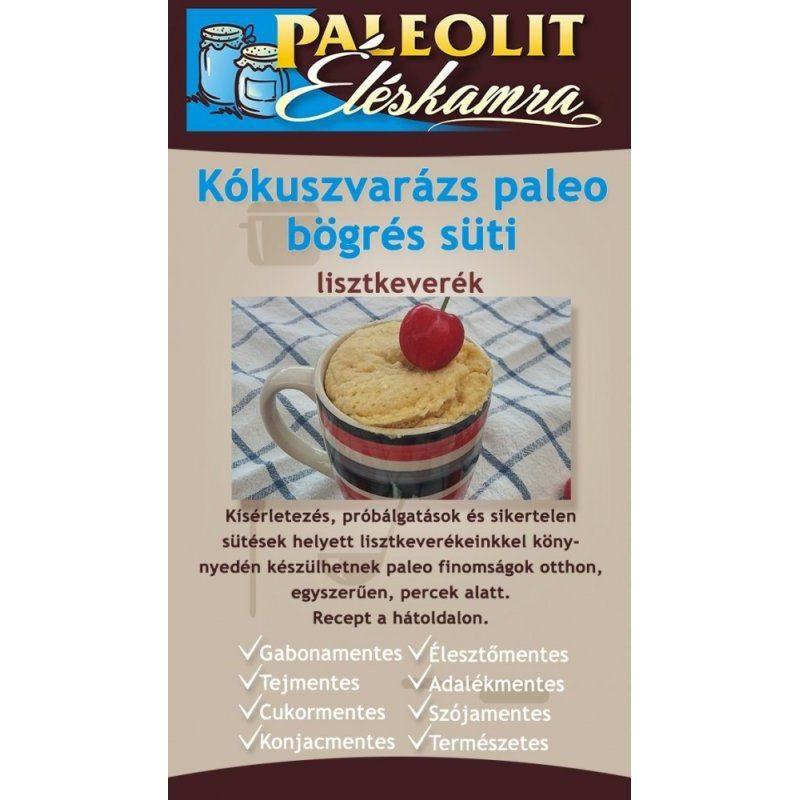 Paleolit Éléskamra paleo kókuszvarázs bögrés süti - 35g