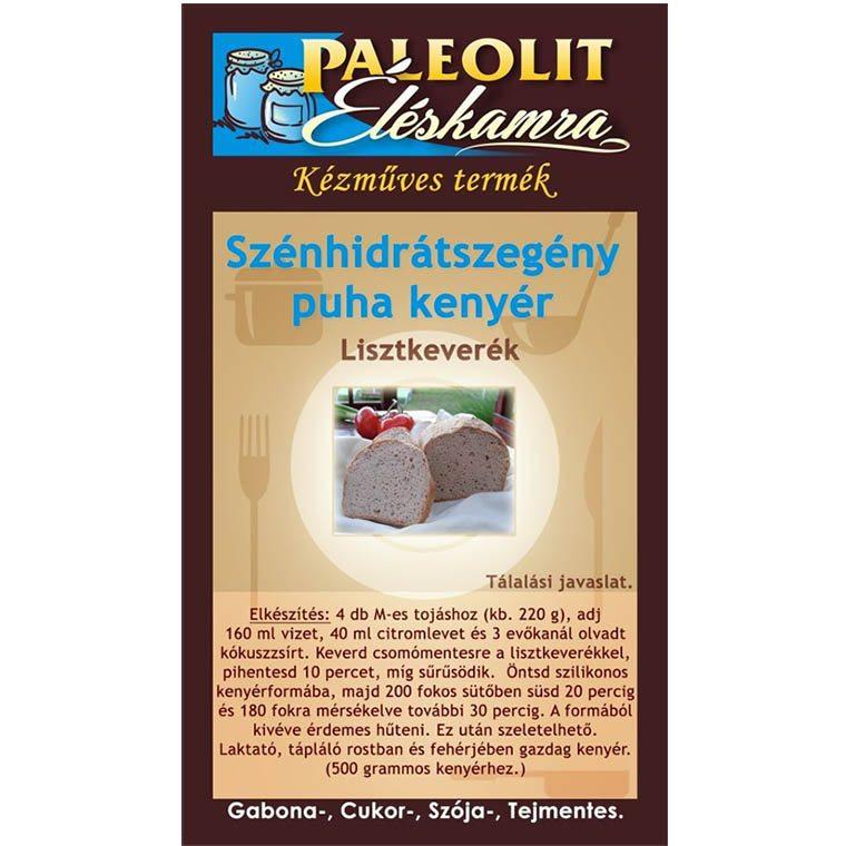 Paleolit Éléskamra lisztkeverék CH szegény kenyér - 190g